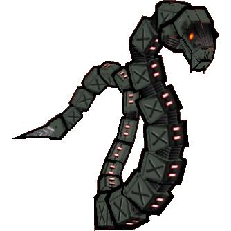 File:Danganronpa 2 Magical Monomi Minigame Enemies Stage 2 Snake Monobeast.png