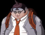 Danganronpa Hifumi Yamada Halfbody Sprite (PSP) (19)