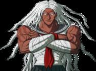 Danganronpa V3 Bonus Mode Sakura Ogami Sprite (1)