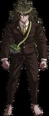 Danganronpa V3 Gonta Gokuhara Fullbody Sprite (1)