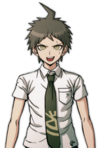 Danganronpa V3 Hajime Hinata Bonus Mode Sprites 18