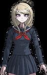Danganronpa V3 Kaede Akamatsu Halfbody Sprite (High School Uniform) (1)