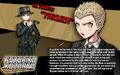 Promo Profiles - Danganronpa 2 (English) - Fuyuhiko Kuzuryu