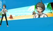 Web MonoMono Machine DR2 Twitter Background Hajime Hinata