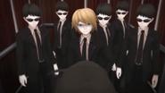 Komaru first meeting Byakuya