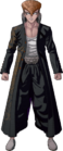 Danganronpa 1 Mondo Owada Fullbody Sprite (PSP) (3)