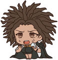 Danganronpa Rubberstrap ViVimus Collection Yasuhiro Hagakure