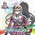Danganronpa V3 - PlayStation Store Icon (Miu Iruma) (1)
