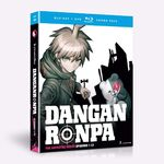 FUNimation Danganronpa The Animation Standard Edition (Front)