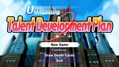 Ultimate Talent Development Plan Title (English)