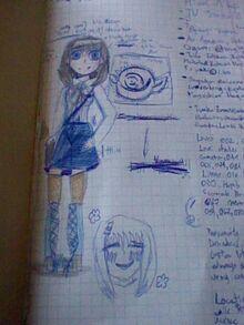 Hitomi's design(full verison)