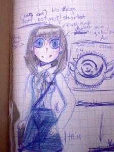 Hitomi's design