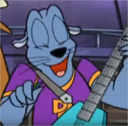 Guitar sully