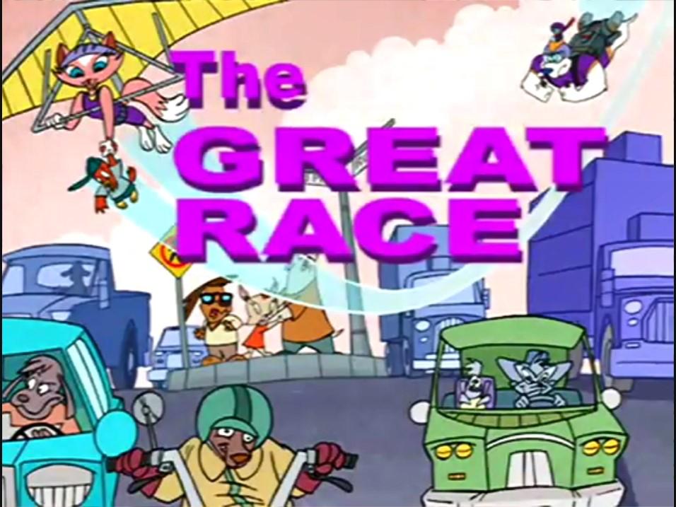 Danger Rangers-Season 1-Episode 07-The Great Race
