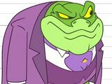 Baron Silas von Greenback