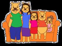 Pooh's family 2