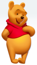 Winnie the Pooh Artwork