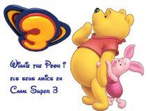 Winnie the Pooh en Canal Super 3