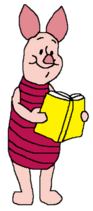 Piglet with book (1)