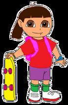 Mar with Skateboard 11