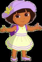 Dora is Dani's girlfriend