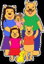 Familia de Pooh 2