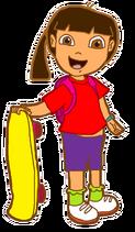 Mar with Skateboard 7