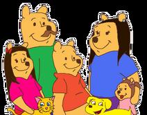 Pooh's family