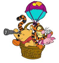 Pooh i els seus amics