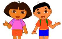 Dora Márquez y Dani Hernando