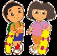 Dani and Dora 8