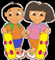 Dani and Dora 9