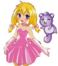 Chica con Mascota