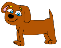 Mar's dog