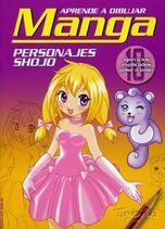 Aprende a dibujar manga parramon 2007 -shojo-