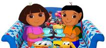 Dora the Explorer and Dani the Explorer