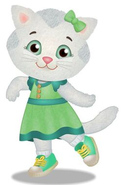 Image result for daniel tiger katerina