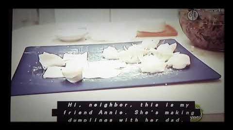 Daniel Tiger's Neighbohood - Annie
