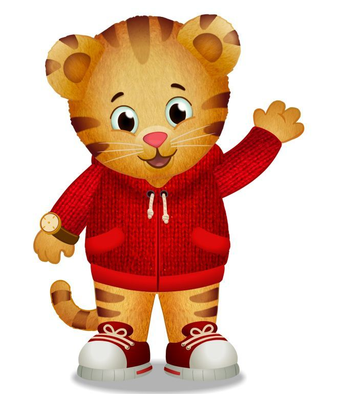 Image result for daniel tiger