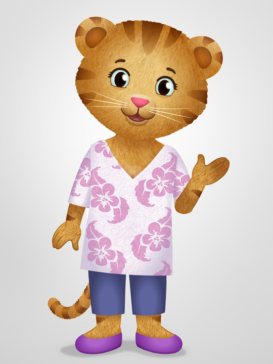 Mom Tiger | Daniel Tiger\'s Neighborhood Wiki | FANDOM powered by Wikia