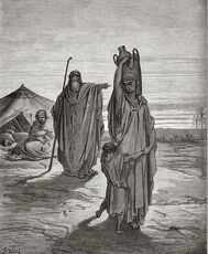 Expulsion of Ishmael and His Mother