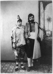 Tunisian Jews 1900