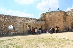 המצודה העותמנית והמגדח המתומן
