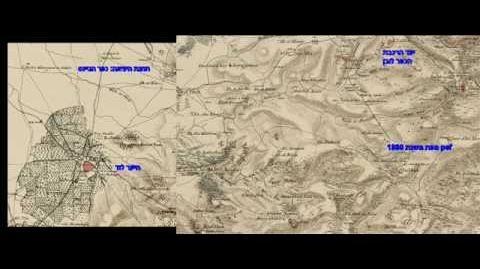 מסילת הברזל כפר ג'יניס - א-לובאן - גירסה משופרת