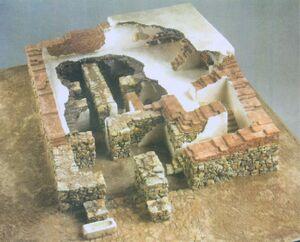 דגם המבנה