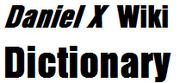 Daniel x wiki dictionary