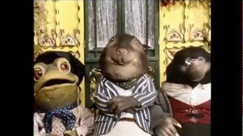 Wind in the Willows (1983) - The Open Road Song