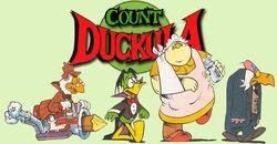 Count Duckula Main Cast