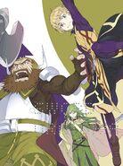 Sword Oratoria BD 4 Cover