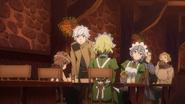 Bell, Syr, Ryuu, and Lili